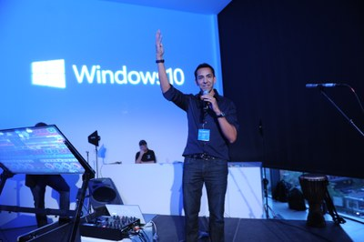 Windows 10 party